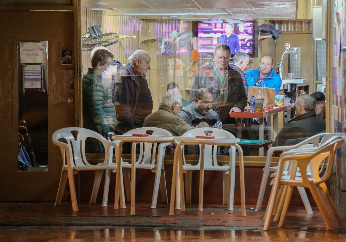 Café Julter, Cangas del Narcea. FOTO: Iván G. Fernández