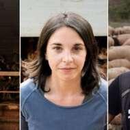 Emma Rojas, Helena Guillén y Martina Marcet Fuentes